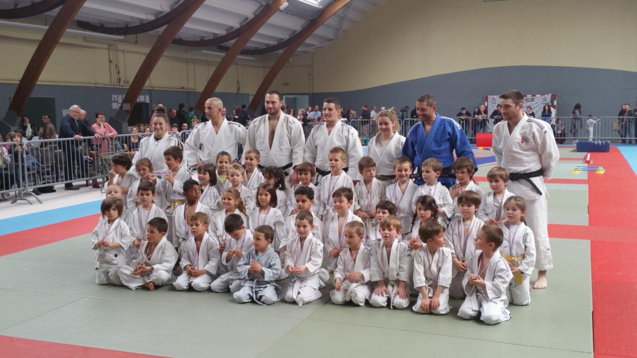Inter-club de Saint jean d'angely (23/04/16)